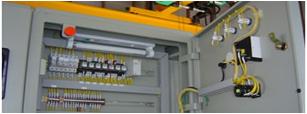 งานบริการระบบไฟฟ้า ตู้ควบคุมไฟฟ้า ตู้ไฟ ELECTRICAL SYSTEM