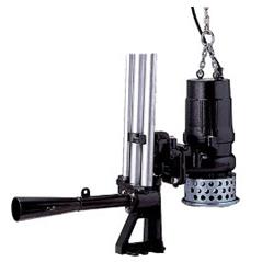 ตัวแทนจำหน่าย ร้านขายปลีก-ขายส่ง เสนอราคาเครื่องเติมอากาศใต้น้ำ TSURUMI Submersible Ejector ในประเทศไทย