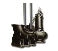 TSURUMI ปั้มน้ำเสีย รุ่น B (Submersible Pump - Sewage and Wastewater Pump) โดยบริษัท มูฟ เอ็นจิเนียริ่ง จำกัด (Move Engineering)