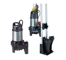 TSURUMI เครื่องสูบน้ำแบบจุ่มอัตโนมัติ (TSURUMI Submersible Automatic Pump) โดยบริษัท มูฟ เอ็นจิเนียริ่ง จำกัด (Move Engineering)